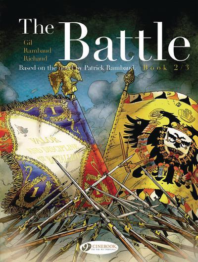BATTLE BOOK TP 02