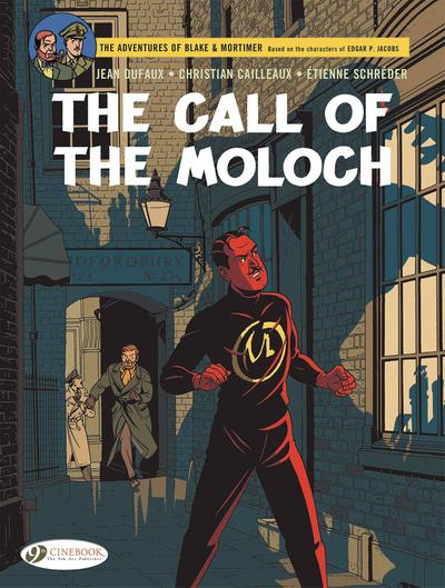 BLAKE & MORTIMER TP 27 CALL OF THE MOLOCH