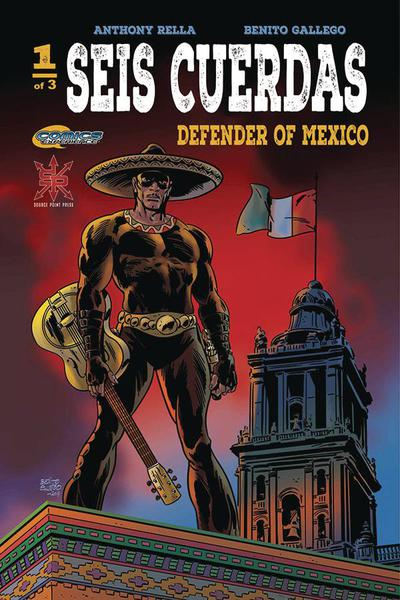 SEIS CUERDAS DEFENDER OF MEXICO