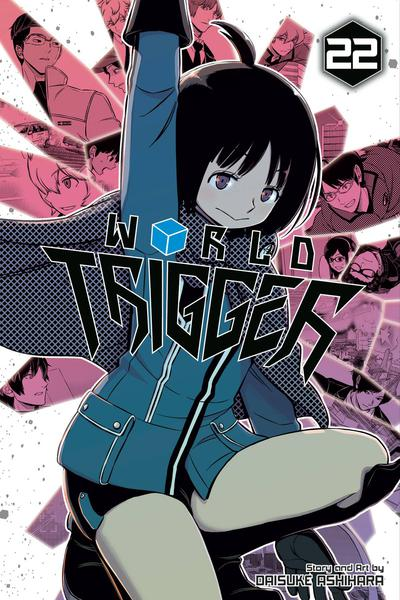 WORLD TRIGGER GN 22