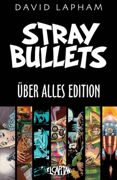STRAY BULLETS TP UBER ALLES EDITION