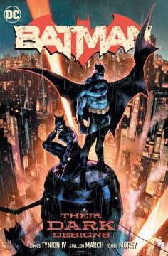BATMAN TP 01 THEIR DARK DESIGNS