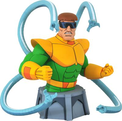 MARVEL ANIMATED DOCTOR OCTOPUS BUST