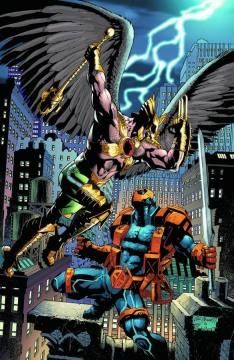 Hawkman Wanted