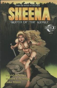 SHEENA II (1-3)