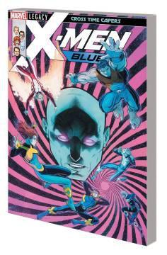 X-MEN BLUE TP 03 CROSS TIME CAPERS