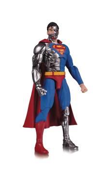 DC ESSENTIALS CYBORG SUPERMAN AF
