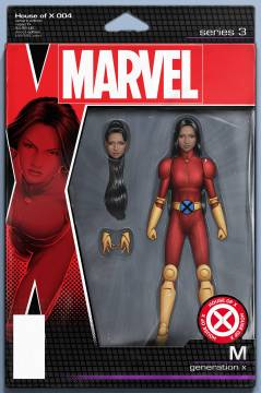 HOUSE OF X - #4 action figure-c