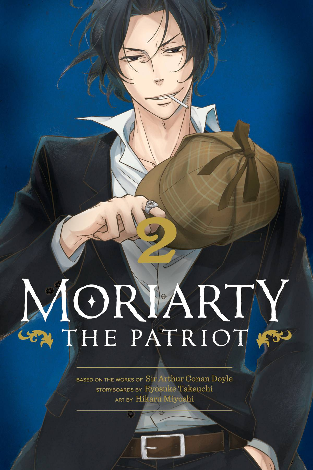 MORIARTY THE PATRIOT GN 02