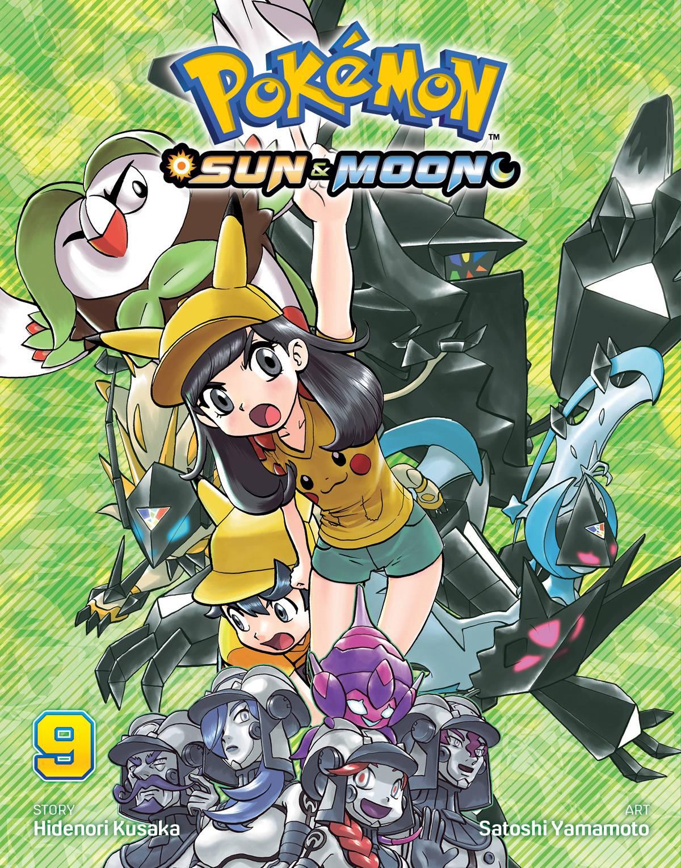 POKEMON SUN & MOON GN 09