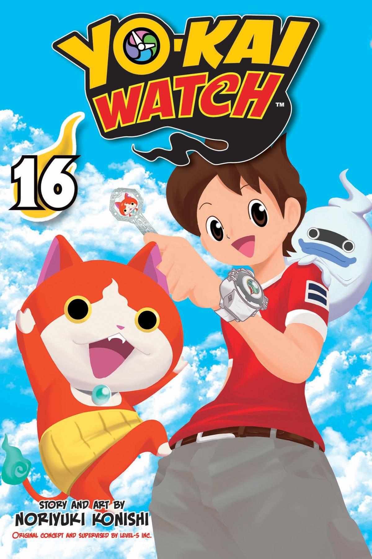 YO-KAI WATCH GN 16