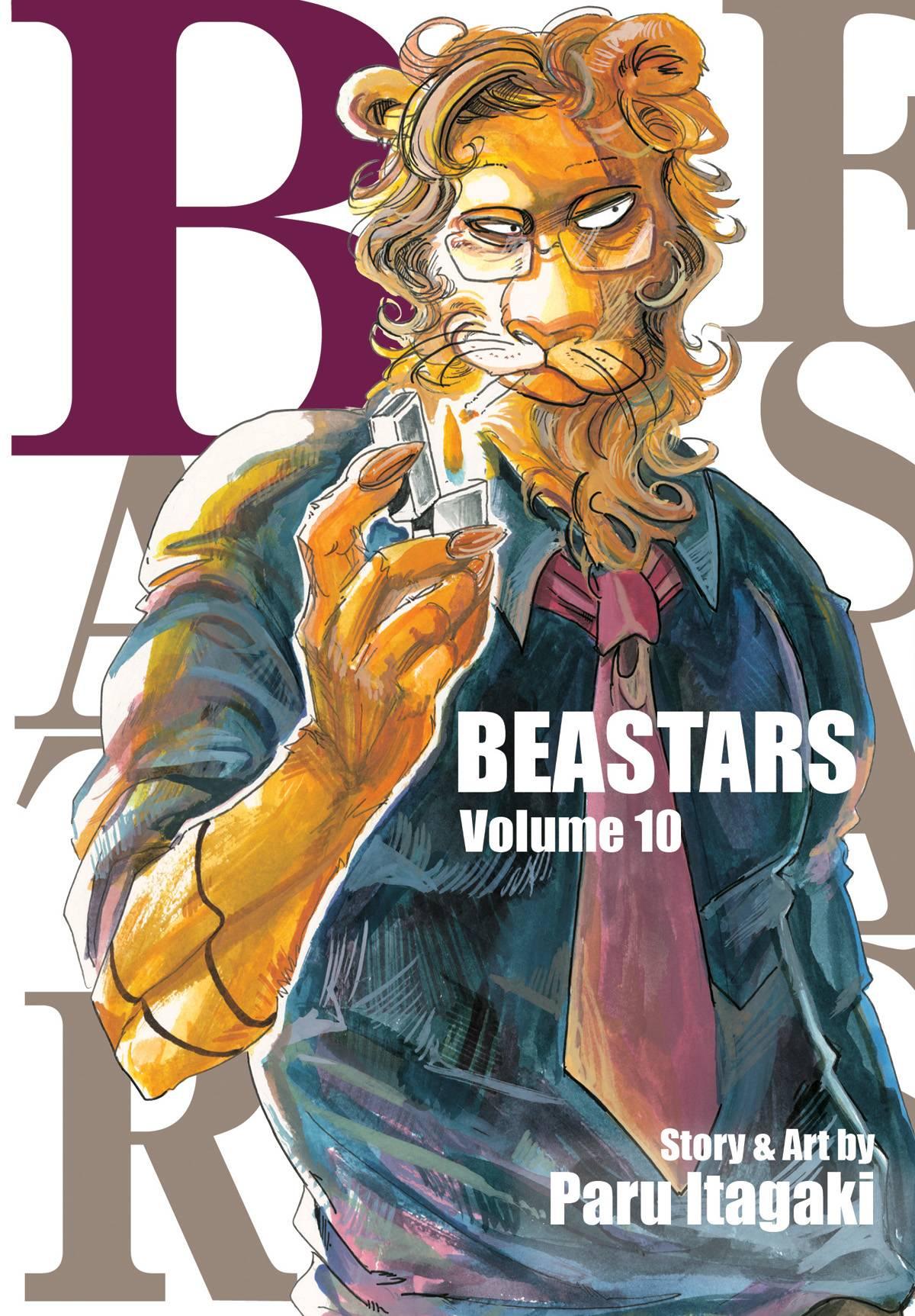BEASTARS GN 10