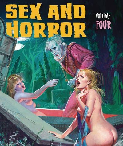 SEX & HORROR TP 04