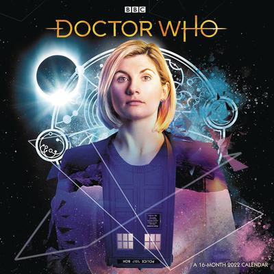 DOCTOR WHO 2022 WALL CALENDAR