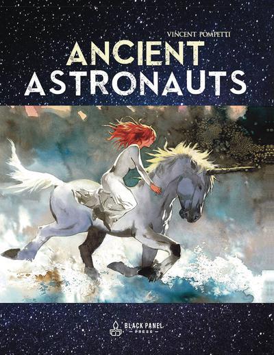ANCIENT ASTRONAUTS HC