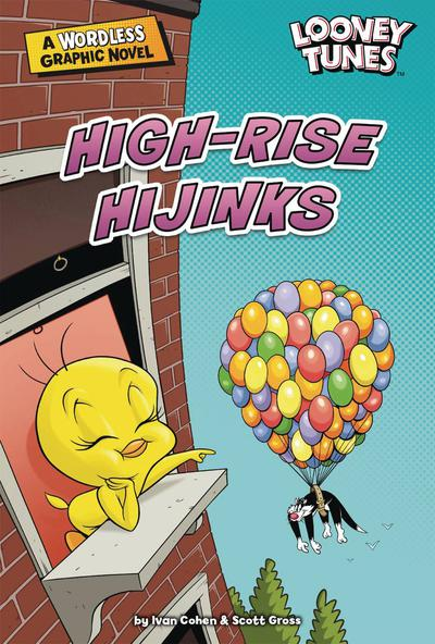 LOONEY TUNES WORDLESS TP HIGH RISE HIJINKS