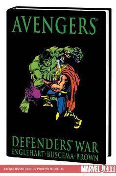 AVENGERS HC DEFENDERS WAR