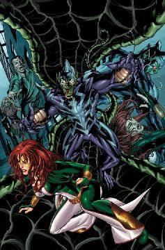 SECRET INVASION AMAZING SPIDER-MAN
