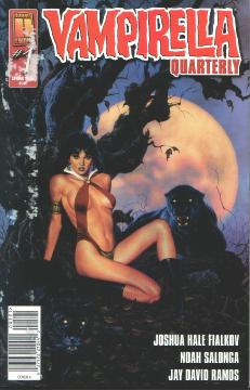 VAMPIRELLA QUARTERLY