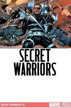SECRET WARRIORS I (1-28)