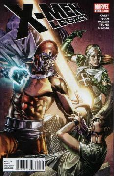 X-MEN LEGACY I
