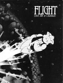 CEREBUS TP 07 FLIGHT