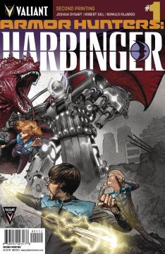 ARMOR HUNTERS HARBINGER