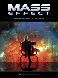 MASS EFFECT TP POSTER COLLECTION