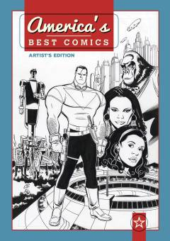 AMERICAS BEST COMICS ARTIST ED HC