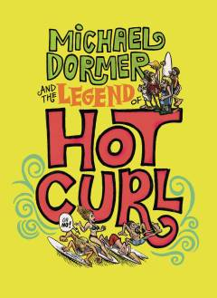 MICHAEL DORMER LEGEND OF HOT CURL HC