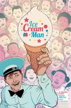 ICE CREAM MAN TP 01 RAINBOW SPRINKLES