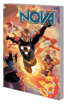 NOVA BY ABNETT & LANNING COMPLETE COLLECTION TP 02