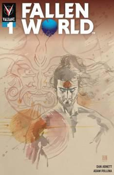 FALLEN WORLD #1-5 PRE-ORDER BUNDLE ED