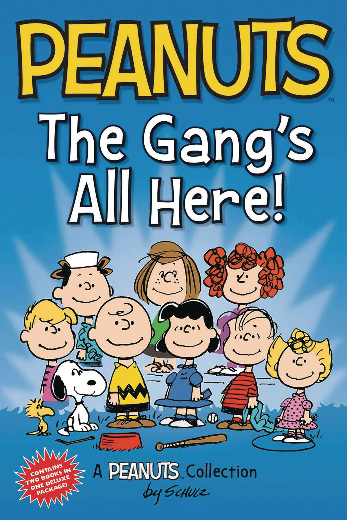 PEANUTS TP THE GANGS ALL HERE