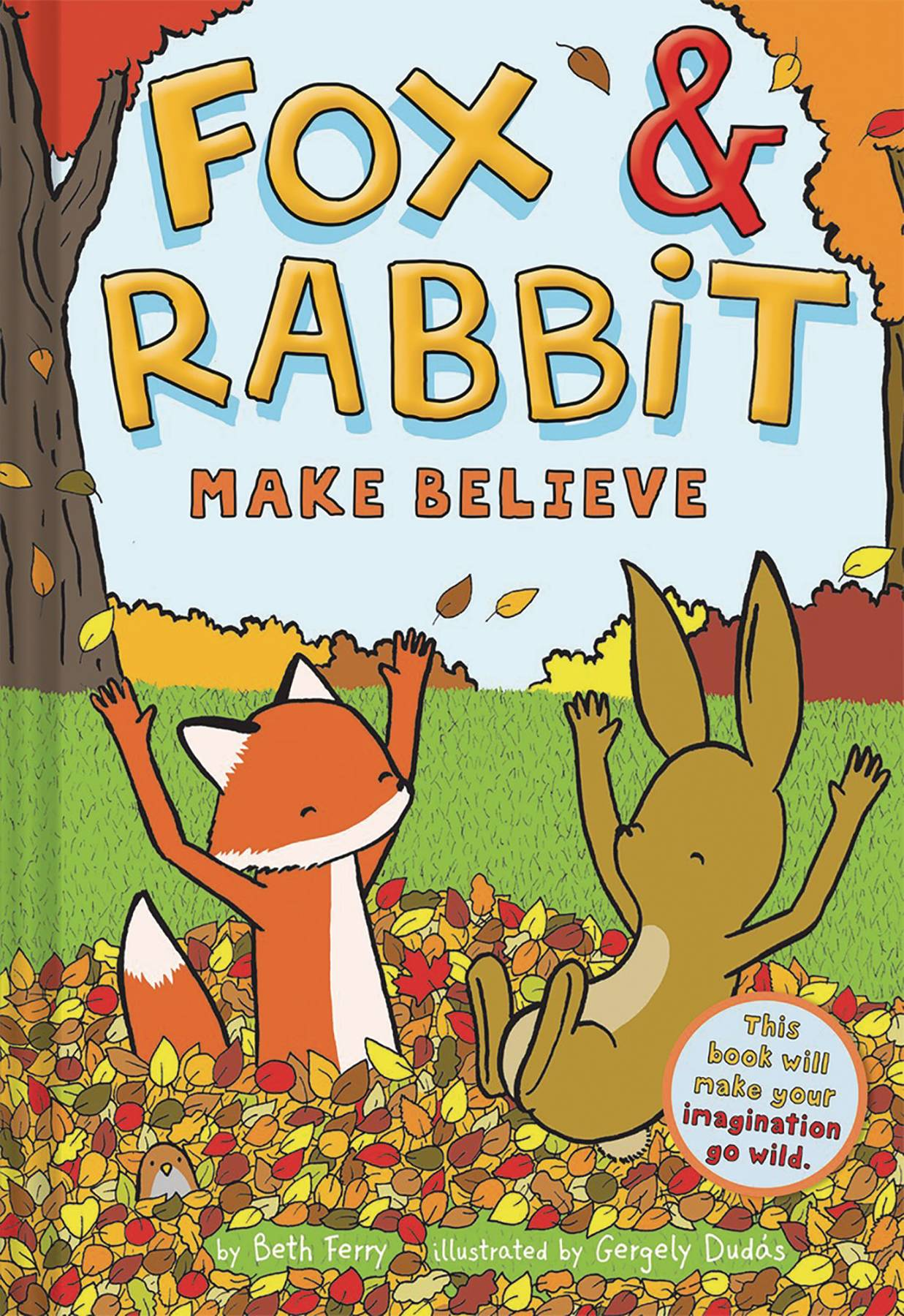 FOX & RABBIT YR HC 02 MAKE BELIEVE