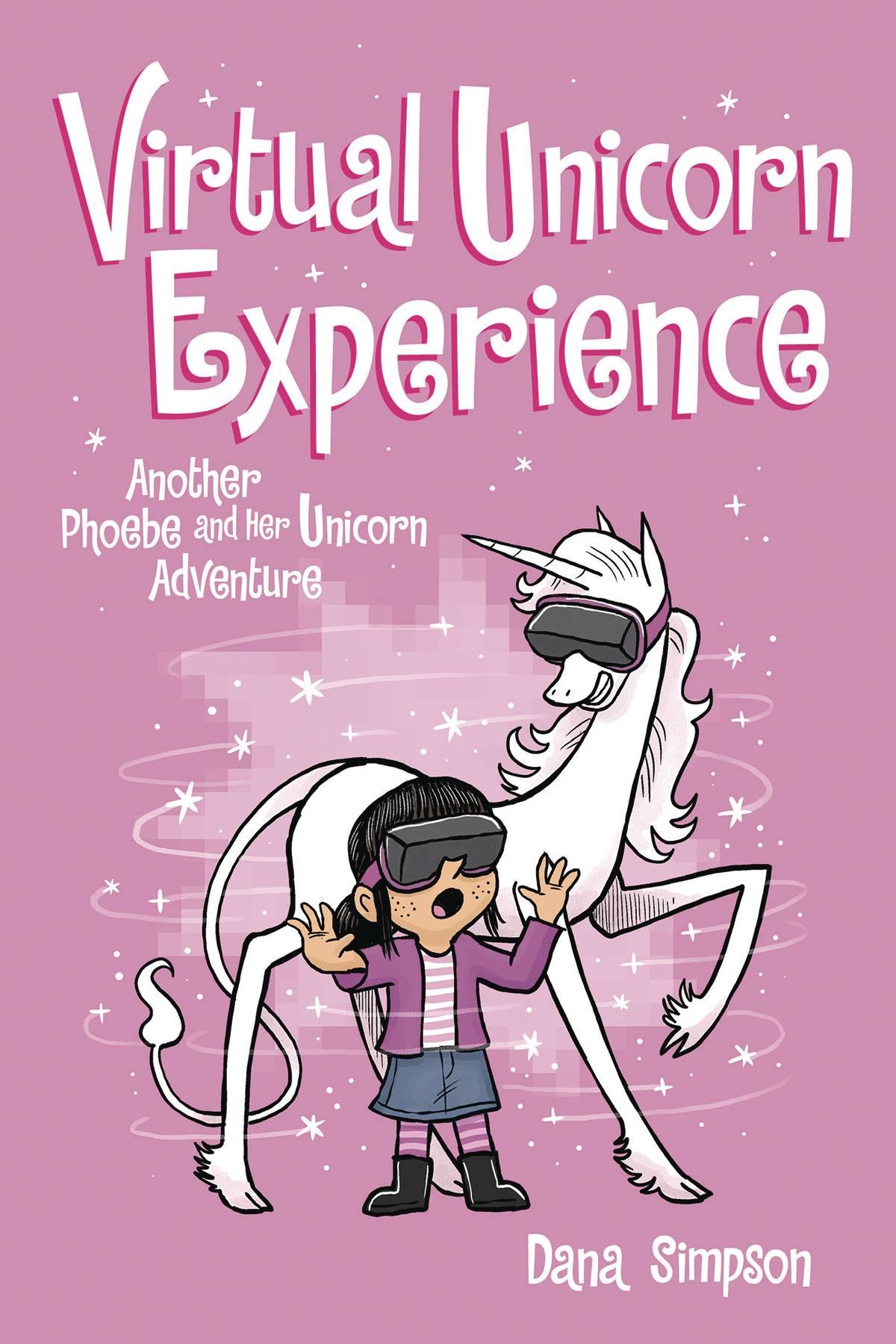 PHOEBE & HER UNICORN GN 12 VIRTUAL UNICORN EXPERIENCE