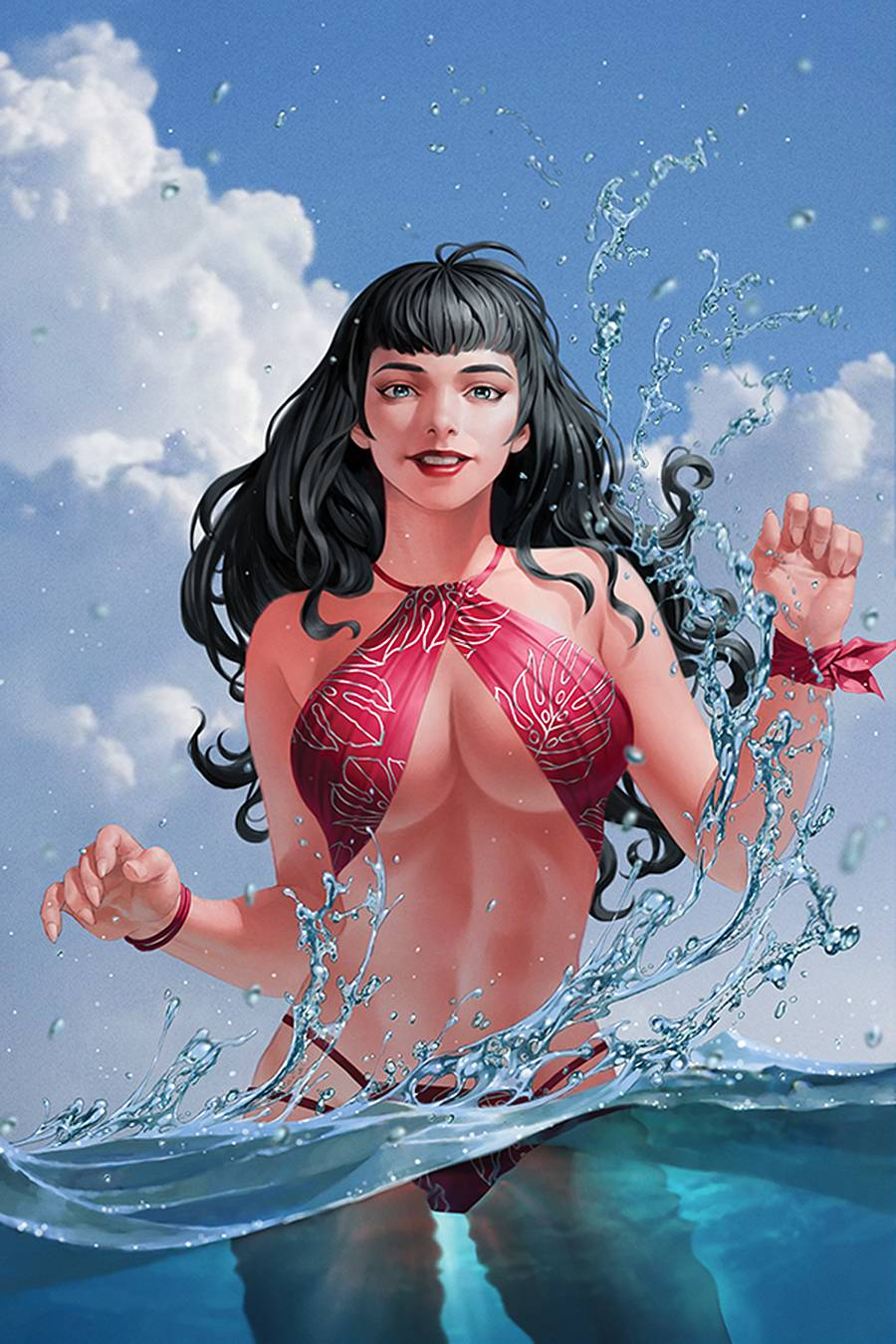 BETTIE PAGE YOON LTD VIRGIN CVR