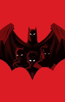 BATMAN THE ADVENTURES CONTINUE
