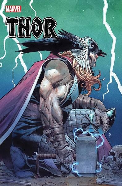 DF THOR #15 CATES SGN