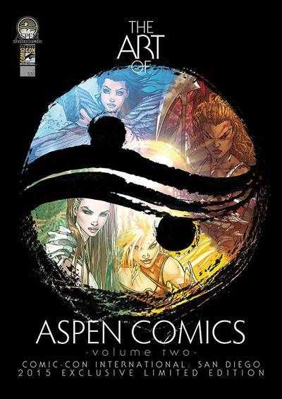ART OF ASPEN COMICS TP 02