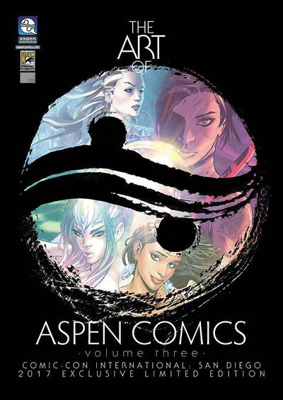 ART OF ASPEN COMICS TP 03