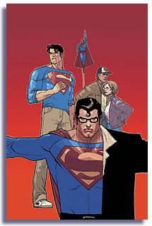 SUPERMAN BIRTHRIGHT