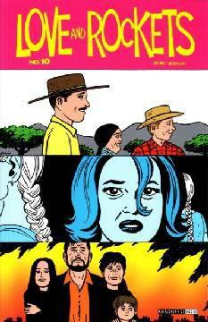LOVE AND ROCKETS VOL 2