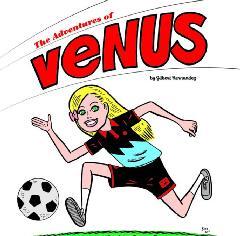 ADVENTURES OF VENUS HC