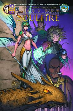 ALL NEW SOULFIRE I (1-8)