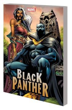 BLACK PANTHER BY HUDLIN COMPLETE COLLECTION TP 03