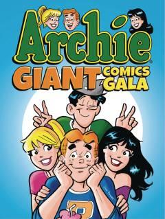 ARCHIE GIANT COMICS GALA TP