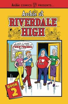 ARCHIE AT RIVERDALE HIGH TP 02