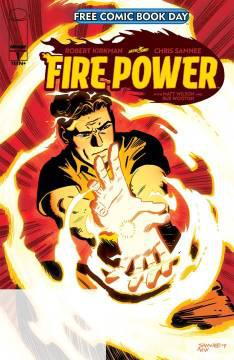 FCBD 2020 FIRE POWER #1