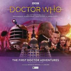 DOCTOR WHO 1ST DOCTOR ADV AUDIO CD VOL 04